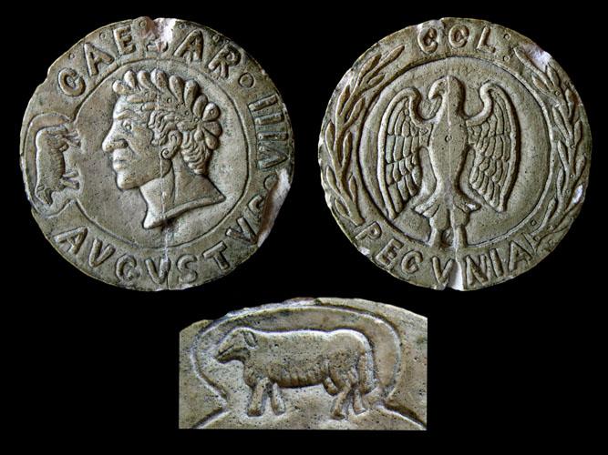 Pecunia romana