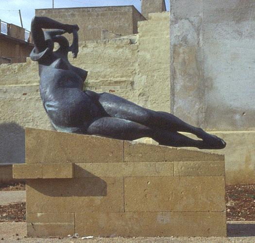 Monumento alle vittime della mafia di Campobello di Mazara (TP)