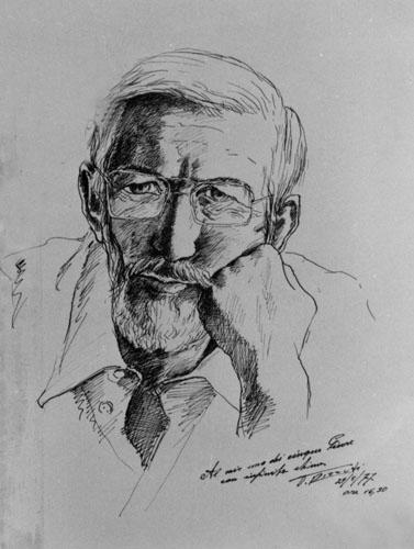 Ritratto a Pierre Thomas