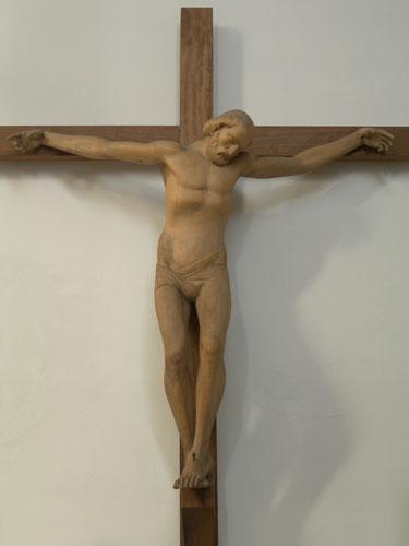Cristo della Chiesa di San Tommaso D'Aquino a Palermo