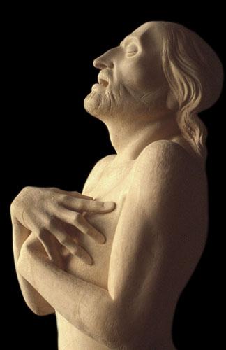 Cristo risorto della Chiesa Madre di Salaparuta (TP)