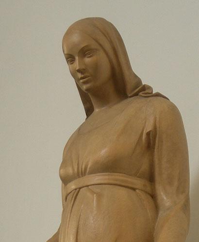 Madonna della Chiesa di San Tommaso D'Aquino a Palermo