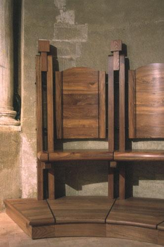 Coro ligneo della Chiesa della Magione - Palermo