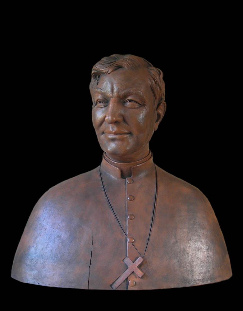 Ritratto del Cardinale Pappalardo