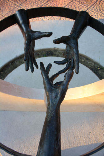 Monumento ai migranti