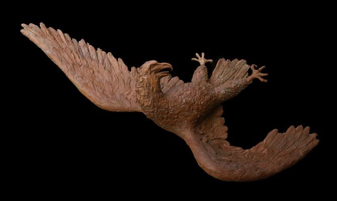 Aquila morente